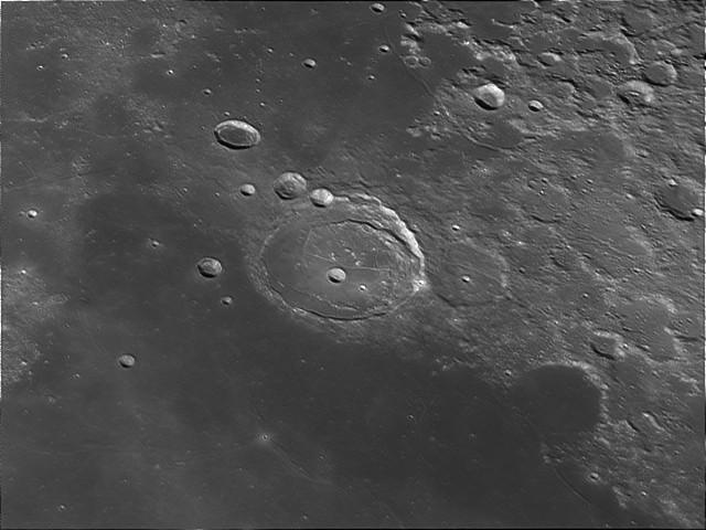 Moon in IR
